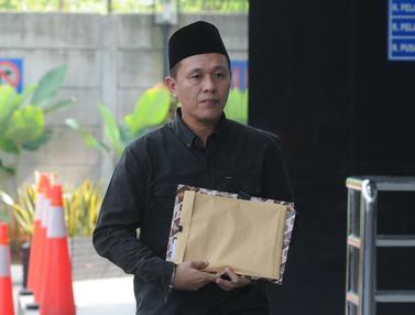 Mantan Bupati Lampung Tengah Mustafa