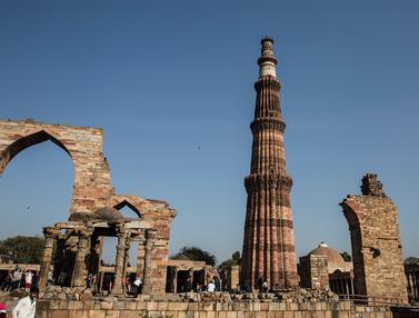 Qutub Minar, Monumen Islam Kuno di India