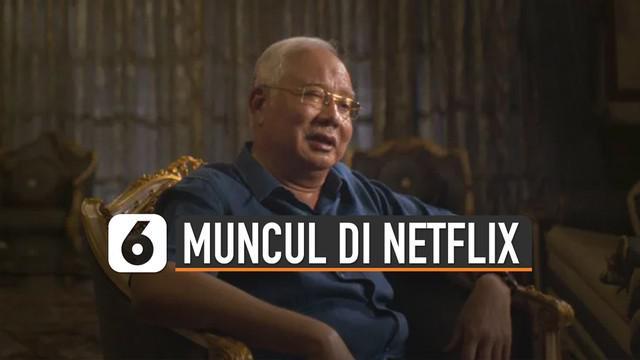 Mantan Perdana Menteri Malaysia Najib Razak dan istrinya, Rosmah Mansor nampak muncul di trailer Dirty Money yang dirilis.