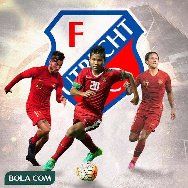 Mengenal Fc Utrecht Klub Kasta Teratas Liga Belanda Yang Urung Merekrut Bagus Kahfi Indonesia Bola Com
