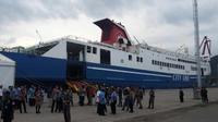 Tol Laut Pelabuhan Panjang-Tanjung Priok Resmi Beroperasi