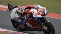 Pembalap Pramac Ducati, Jack Miller tampil konsisten di MotoGP Argentina (JUAN MABROMATA / AFP)