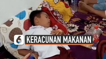 Sebanyak 31 siswa TK dan SD di Kecamatan Sukanagara, Kabupaten Cianjur diduga keracunan setelah mengonsumsi jajanan makaroni.