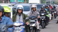 Ilustrasi Kemacetan (Liputan6.com/Angga Yuniar)