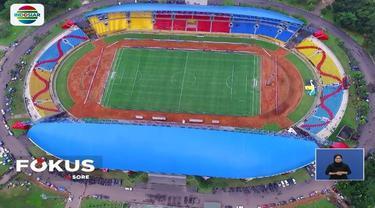 Tak hanya Stadio Utama GBK Jakarta. Jakabaring Sport City di Palembang juga sudah bersolek untuk menyambut Asian Games 2018.