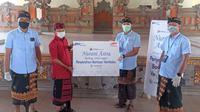 Astra Financial menyerahkan 2 ventilator kepada Gubernur Bali, Wayan Koster, bertempat di Rumah Dinas Gubernur Bali pada Kamis, 24 September 2020. Dok Astra