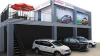 Bentuk layanan ini bengkel resmi Nissan akan tetap buka selama 8 hari mulai tanggal 27 Juli hingga 3  Agustus 2014