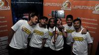 Liputan6.com bersama komunitas pecinta film Cinemacholic kembali menggelar acara nonton bareng (nobar) di Blitz Megaplex Grand Indonesia.