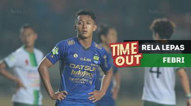 Berita video Time Out kali ini tentang manajemen Persib Bandung yang akan rela bila harus melepas Febri Hariyadi tetapi dengan catatan ia pergi ke klub Eropa.