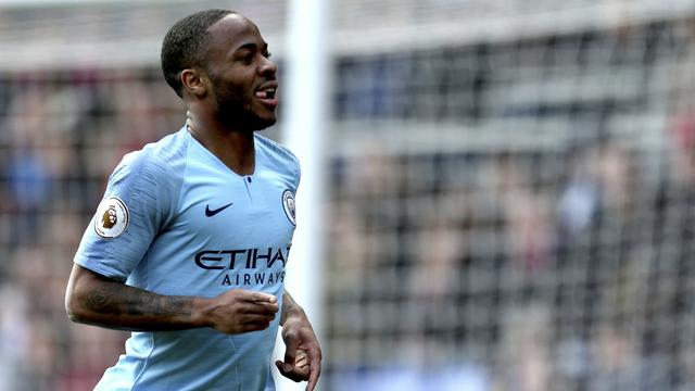 Raheem Sterling - Manchester City