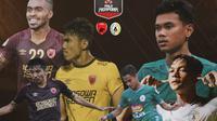 Piala Menpora - Parade Pemain Muda Potensial PSM Makassar Vs PS Sleman (Bola.com/Adreanus Titus)