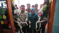 Tercatat ada 1300-an taman bacaan masyarakat yang tersebar di wilayah Surabaya hingga kini. (Liputan6.com/Dian Kurniawan)