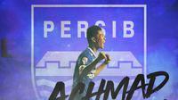 Persib Bandung - Achmad Jufriyanto (Bola.com/Adreanus Titus)