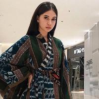 Yuki Kato tampil feminin (Instagram/yukikt)