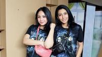 Tyas Mirasih dan Nagita Slavina [foto: instagram/tyasmirasih]