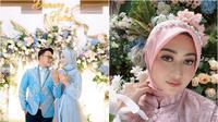 Hemas Nura dan Danang D'Academy. (Instagram/hemasnura)