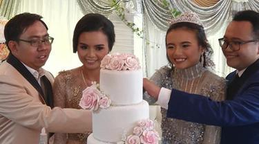 Nikah Dihari yang Sama Selama Tiga Hari, Ini Kisah Unik Pernikahan Wanita Kembar