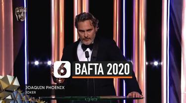 MENANG BAFTA