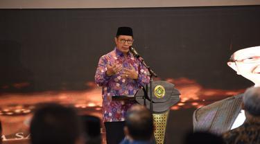Kementerian Agama (Kemenag) menggelar Rapat Kerja Nasional Evaluasi Penyelenggaraan Ibadah Haji 1440H/2019M, di Jakarta pada Selasa, 9 Oktober 2019. Dok Kemenag
