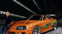 Salah satu mobil yang pernah ditunggangi Paul Walker dalam serial film Fast and Furious (Foto: Carsreview)
