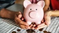 Ilustrasi kebahagiaan finansial | unsplash.com