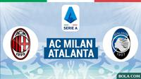 Serie A - AC Milan Vs Atalanta (Bola.com/Adreanus Titus)