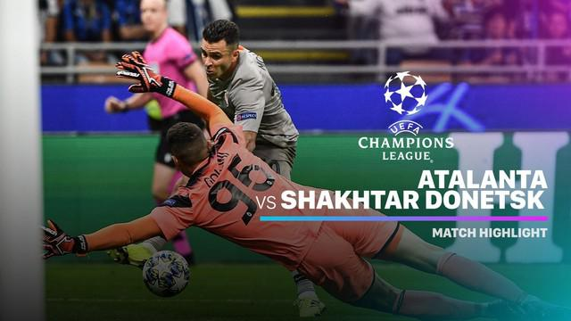 Berita video highlights Grup C Liga Champions 2019-2020 antara Atalanta melawan Shakhtar Donetsk yang berakhir dengan skor 1-2, Selasa (1/10/2019).