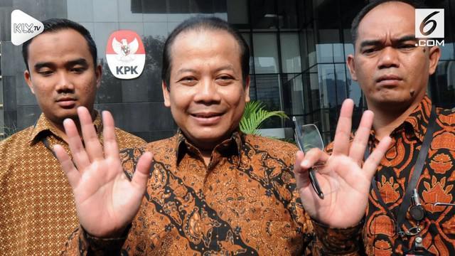 Komisi Pemberantasan Korupsi (KPK) menetapkan Wakil Ketua DPR Taufik Kurniawan sebagai tersangka.