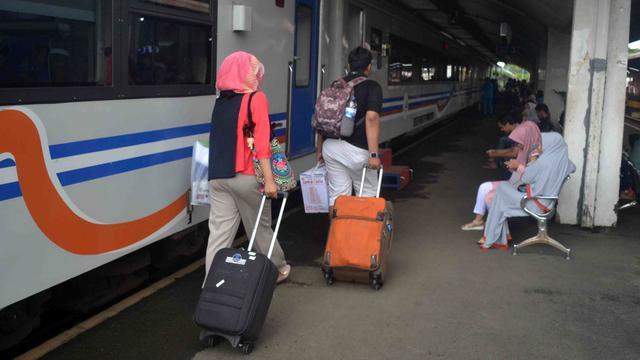 Stasiun Jakarta Kota Mulai Layani Pemberangkatan Kereta Api