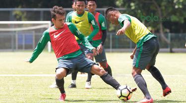 Timnas Indonesia U-23, Latihan Timnas U-23