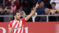 3. Cristhian Stuani (Girona) - 12 gol (AFP/Josep Lago)