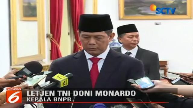 Nantinya, posisi kepala BNPB berada setingkat menteri yang bertanggung jawab langsung kepada Presiden.