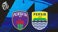 BRI Liga 1 - Persita Tangerang Vs Persib Bandung (Bola.com/Adreanus Titus)