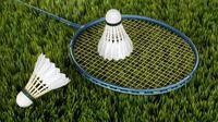 Ilustrasi olahraga badminton (Foto: Pixabay/anncapictures)