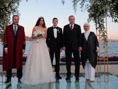 Pernikahan Mesut Ozil