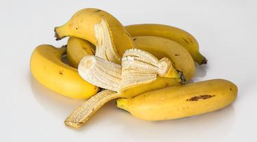 Ilustrasi kulit pisang