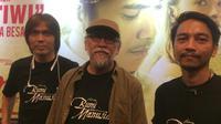 Fiersa Bersari, Once Mekel, dan Iwan Fals isi soundtrack film Bumi Manusia.