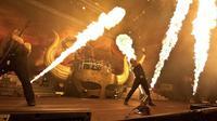 Band melodic death metal Swedia, Amon Amarth siap menggebrak Hammersonic 2020. (Amon Amarth)