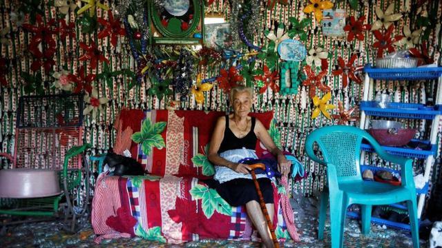 rumah dari botol plastik (Foto: Eaglenews.ph)