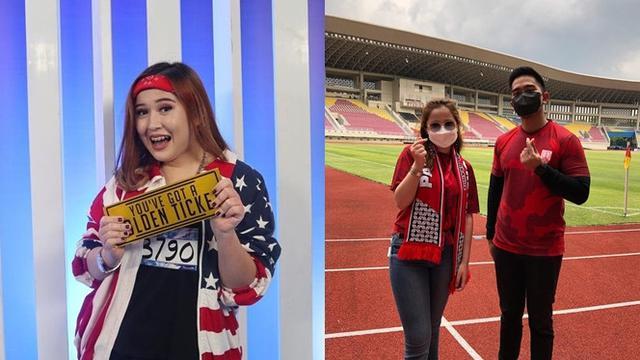 7 Potret Michelle Kuhnle Eks Idol Yang Jadi Public Relations Baru Persis Solo Hot Liputan6 Com