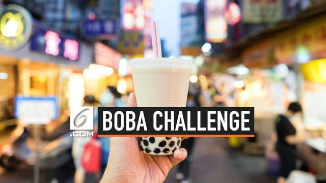 Inti dari tantangan ini adalah membuat boba tetap berada di tepi lubang hidung tanpa terjatuh ketika selfie. Meski tengah tren di Jepang, tantangan ini dianggap berbahaya.