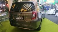 Buritan Daihatsu Sigra (Arief/Liputan6.com)