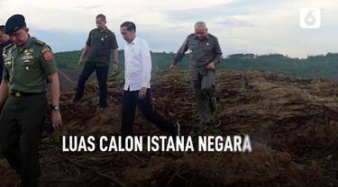 Klaster pemerintahan di ibu kota baru berada di Kecamatan Sepaku, masuk wilayah Penajam Paser Utara, Kalimantan Timur.