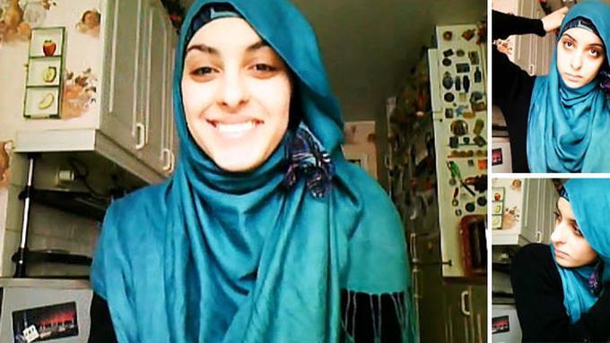 Tutorial Hijab Pashmina Sehari Hari Menutup Dada Beauty Fimela Com