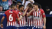 3. Atletico Madrid - €955 Juta (AFP/Pierre Philippe Marcou)