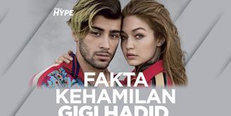 Putus Nyambung, Gigi Hadid Akhirnya Hamil Anak Zayn Malik