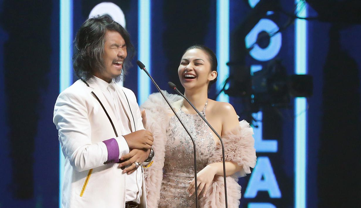 Ariel Tatum dan Dodit Mulyanto (Bambang E Ros/Fimela.com)