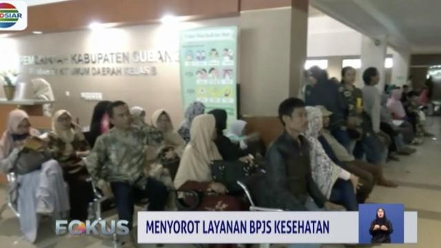 Menurut pihak rumah sakit, klaim yang seharusnya dibayarkan oleh pihak BPJS Kesehatan jatuh tempo pada akhir Agustus lalu.