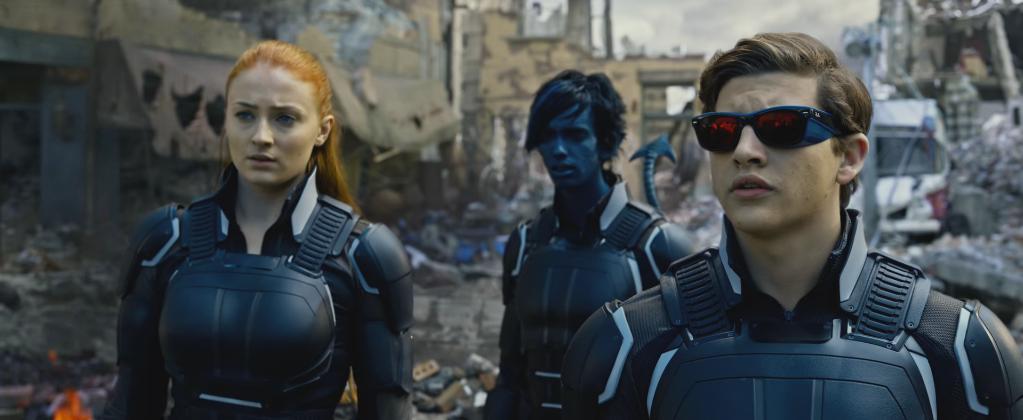 Adegan film X-Men: Apocalypse. (20th Century Fox)