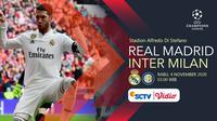 Real Madrid vs Inter Milan (Liputan6.com/Abdillah)